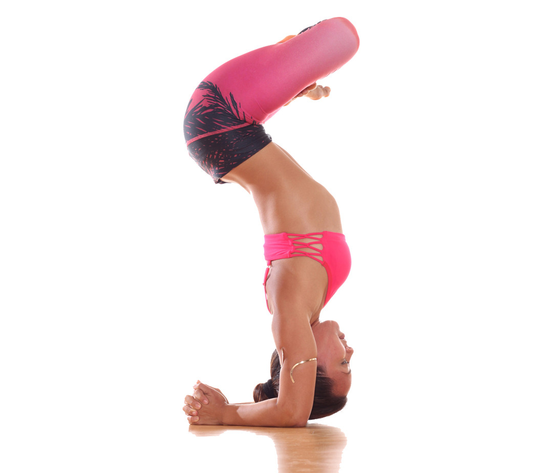 3 ways to stay focused in your yoga practice